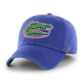 Florida Gators Logo NCAA Royal Franchise Fitted Hat *NEW*
