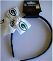 Green Bay Packers NFL Grace Collection Bow Headband *$0.50 EACH*