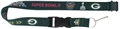 Green Bay Packers NFL Super Bowl Champs Dynasty Lanyard *AS LOW AS $1 EACH*