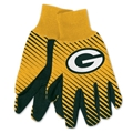 Green Bay Packers NFL Full Color Sublimated Gloves *SALE*