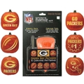 Green Bay Packers NFL Team Logo Pumpkin Carving Kit