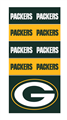 Green Bay Packers NFL Superdana Neck Gaiter *NEW*