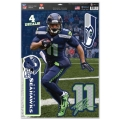 "Percy Harvin NFL 11"" x 17"" Multi Use Decal - 4ct Lot *CLOSEOUT*"