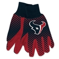 Houston Texans NFL Full Color Sublimated Gloves