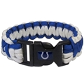 Indianapolis Colts NFL Survival Bracelet *CLOSEOUT*