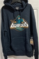 New York Islanders NHL Fall Navy Vintage Headline Men's Hoodie *NEW*