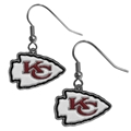 Kansas City Chiefs NFL Dangle Earrings