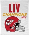 Kansas City Chiefs NFL Super Bowl LIV (54) Champions Rally Towel *NEW*
