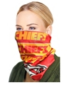 Kansas City Chiefs NFL Superdana Neck Gaiter *NEW*