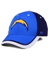 Los Angeles Chargers NFL Crash Line Contender Stretch Fit Hat *SALE*