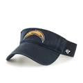 Los Angeles Chargers NFL Navy Clean Up Adjustable Visor *SALE*