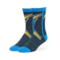 Los Angeles Chargers NFL Navy Hot Box Sport Sock *SALE* Size L