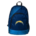 Los Angeles Chargers NFL Border Stripe Backpack *BACK TO SCHOOL CLEARANCE*