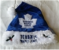 "Toronto Maple Leafs NHL Basic Holiday 18"" Christmas Santa Hat *CLOSEOUT*"