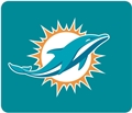 Miami Dolphins NFL Neoprene Mouse Pad *NEW*