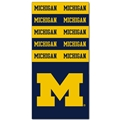 Michigan Wolverines NCAA Superdana Neck Gaiter