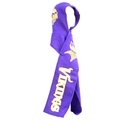 Minnesota Vikings NFL Purple Hooded Fleece Scarf *CLOSEOUT*