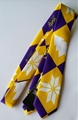 Minnesota Vikings NFL Patches Printed Tie *CLOSEOUT AS LOW AS $2.50 EACH*