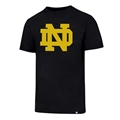 Notre Dame Fighting Irish NCAA Fall Navy Club Mens T Shirt *NEW* Asst Sizes