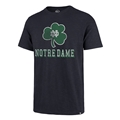 Notre Dame Fighting Irish NCAA Fall Navy Landmark Scrum Men's T Shirt *NEW*