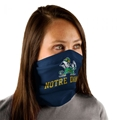 Notre Dame Fighting Irish NCAA Blue Fan Wrap Neck Gaiter *NEW*
