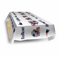 New England Patriots NFL Plastic Table Cover *NEW*