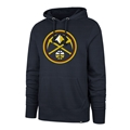Denver Nuggets NBA Fall Navy Headline Hoodie *CLOSEOUT*