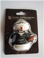New York Jets Football Snowman Ornament *CLOSEOUT*