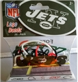 New York Jets NFL Logo Bandz 20 Pack - 5ct Lot  *CLOSEOUT*