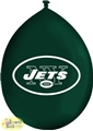 New York Jets NFL Stress Balloon *CLOSEOUT* 6ct Lot