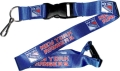 New York Rangers NHL Blue Lanyard