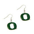Oregon Ducks NCAA Dangle Earrings *SALE*