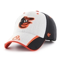Baltimore Orioles MLB Black Potash MVP Adjustable Hat *NEW*
