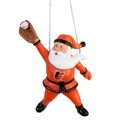 Baltimore Orioles MLB Action Santa Ornament *CLOSEOUT*
