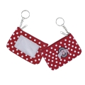 Ohio State Buckeyes NCAA Nylon Coin Purse Key Ring