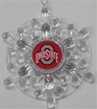 Ohio State Buckeyes NCAA Traditional Snowflake Ornament *SALE*
