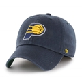 Indiana Pacers NBA Navy Franchise Fitted Hat *NEW* Size Large