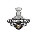 Pittsburgh Penguins NHL Stanley Cup Champions Collectors Trading Pin *CLOSEOUT*