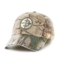 Pittsburgh Steelers NFL Realtree Franchise Fitted Hat *SALE* Size M