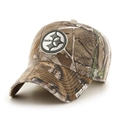 Pittsburgh Steelers NFL Realtree Ice Clean Up Adjustable Hat *NEW*