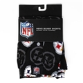 Pittsburgh Steelers Logo NFL Men's Boxer Shorts 6 Count Pack Assorted Sizes *SALE*