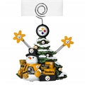 Pittsburgh Steelers NFL Team Tree Photo/Card Holder *SALE*
