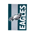 "Philadelphia Eagles NFL 28""x 44"" Embellish 2-Sided Vertical Banner *CLOSEOUT*"
