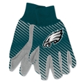 Philadelphia Eagles NFL Full Color Sublimated Gloves
