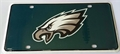 Philadelphia Eagles Logo NFL Printed Metal License Plate Tag *NEW*