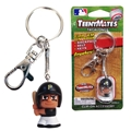 Pittsburgh Pirates Teenymates Tagalongs Keychain *CLOSEOUT*