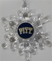 Pitt Panthers NCAA Traditional Snowflake Ornament 6ct Box *SALE*
