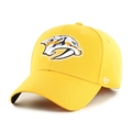 Nashville Predators NHL Gold Rochester Contender Stretch Fit Hat *SALE*