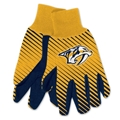 Nashville Predators NHL Full Color Sublimated Gloves *SALE*