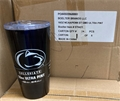 Penn State Nittany Lions NCAA 16oz Gameday Pint Stainless Steel Travel Tumbler *NEW*